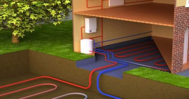 geothermal heat hump