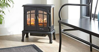 wood stove coal furance