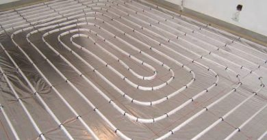 DIY Under Floor Heating