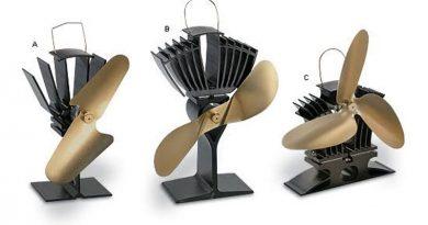 How to choose a wood stove fan